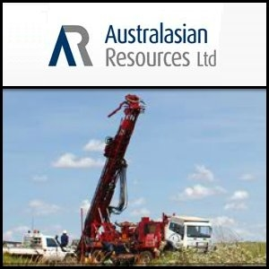 Australasian Resources Ltd logo