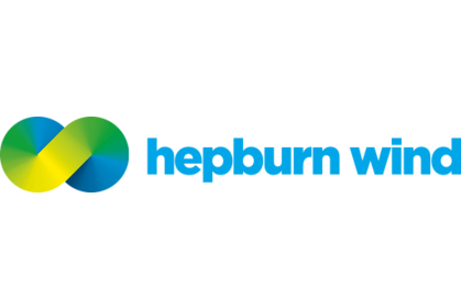 HEPBURN WIND COMMUNITY WIND FARM logo